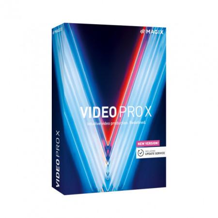 Video Pro X Upgrade