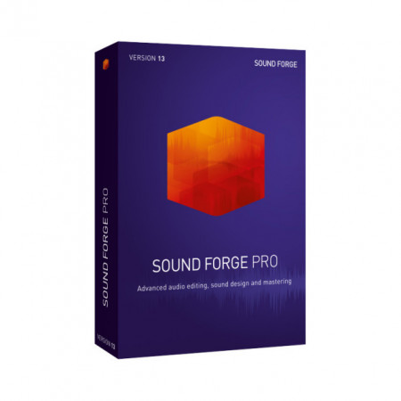 Sound Forge Pro 13 Upgrade