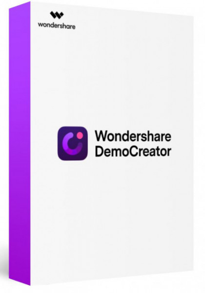Wondershare DemoCreator WIndows/MAC Licente Educationala