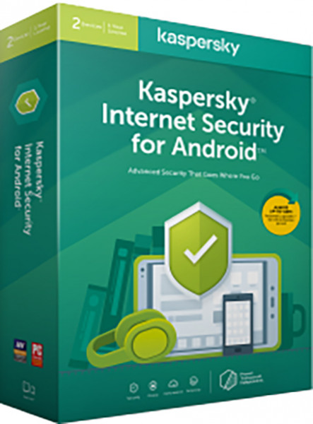 Kaspersky Internet Security for Android 2 Dispozitive, 1 an, Reinnoire, Licenta Electronica