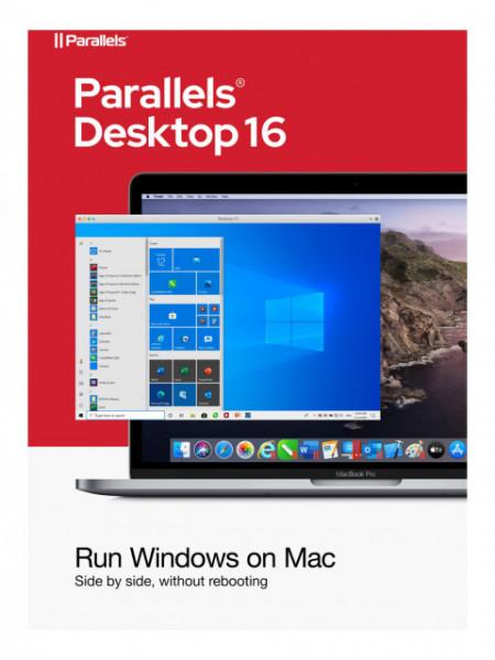 Parallels  Desktop 16 MAC