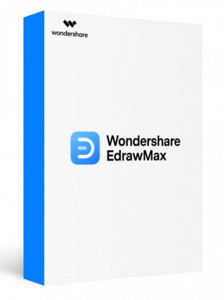 Wondershare EdrawMax Windows/Mac/Linux/Web