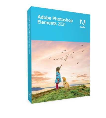 Adobe Photoshop Elements 2021  ENG Win / Mac - electronica