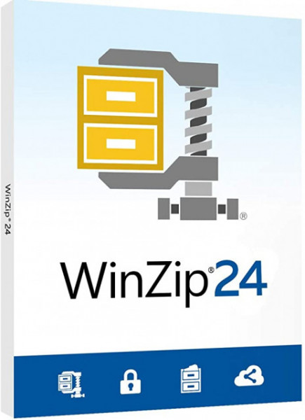 Corel WinZip 24 Standard ENG Win, 2 Calculatoare, Licenta permanenta