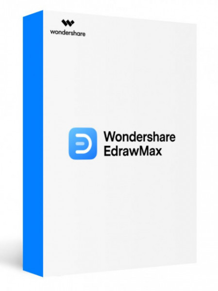 Wondershare EdrawMax Windows/Mac (Desktop Only)