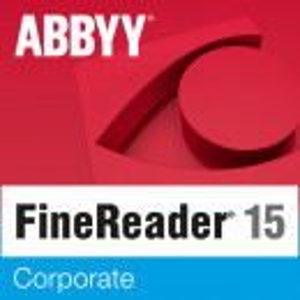 ABBYY FineReader 15 Corporate Guvernamentala ESD