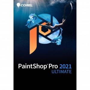 Corel PaintShop Pro 2021 ULTIMATE - BOX