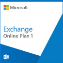 Licenta Email Microsoft Exchange Online Plan 1, subscriptie anuala, 1 utilizator, electronic