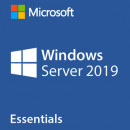 Microsoft Server 2019 Essentials, 1-2 CPU, DVD