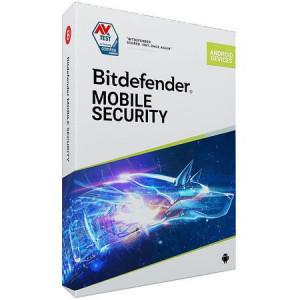 Bitdefender Mobile Security for Android, 1 dispozitiv, 1 an - Scratch card