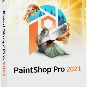 CorelPaintShop Pro 2021 - BOX