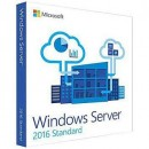 Sistem de operare server Microsoft Server 2016 Standard, 1 Licenta, 16 Core, OEM