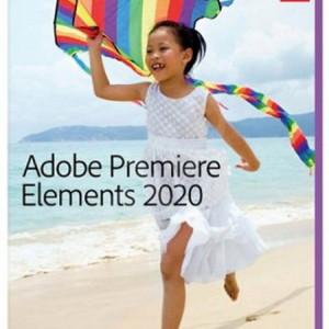 Adobe Premiere Elements 2020 WIN/MAC - DVD