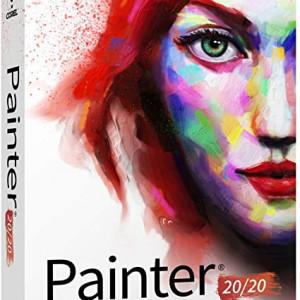 Corel Painter 2020 ENG Win / Mac - licenta permanenta