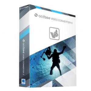 ACDSee Video Converter 5, Windows, licenta perpetua