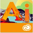 Adobe Illustrator CC, Windows/Mac, subscriptie anuala