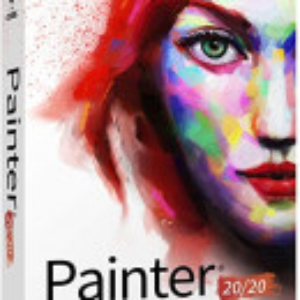 Corel Painter 2020 ENG Win / Mac - UPGRADE, licenta permanenta