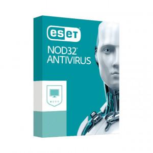 ESET NOD32 Antivirus 1 An, 3 dispozitive, licenta electronica