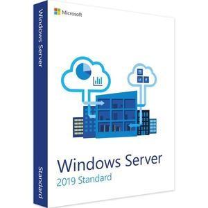 Sistem de operare server Microsoft Server 2019 Standard, 1 Licenta, 16 Core, OEM, DVD