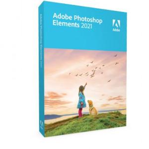 Adobe Photoshop Elements 2021 ENG Win / Mac