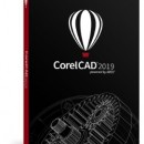 CorelCAD 2019 (Windows/Mac) - licenta electronica