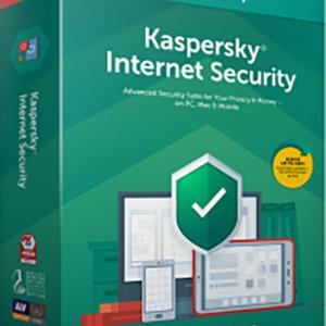 Kaspersky Internet Security 3 PC ani: 2, reinnoire