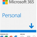 Microsoft Office 365 Personal, Engleza, Subscriptie 1 an, 1 utilizator PC/MAC, Electronica
