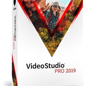 VideoStudio Pro 2019 Upgrade - licenta electronica
