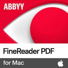 ABBYY FineReader PDF for Mac, Single User License (ESD), Perpetual