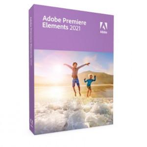 Adobe Premiere Elements 2021 ENG Win / Mac - DVD