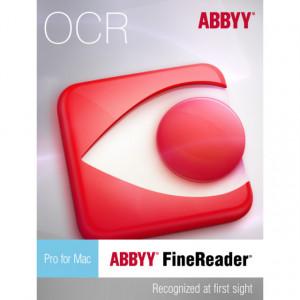 Abbyy FineReader 15 Pro for Mac, Licenta perpetua, Electronica