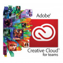 Adobe Creative Cloud for teams All Apps with Adobe Stock, 1 user, subscriptie 1 an