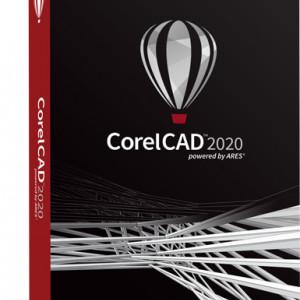 CorelCAD 2020 - 1 utilizator, licenta Educationala