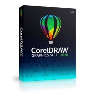 CorelDRAW Graphics Suite 2020, MAC, licenta electronica