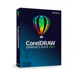 CorelDRAW Graphics Suite 2021 Windows - licenta permanenta