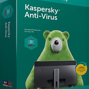 Kaspersky Antivirus 1 Dispozitiv, 1 an, Reinnoire, Licenta Electronica