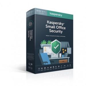 Kaspersky Small Office Security - pachete 5 PC ani: 2, noua