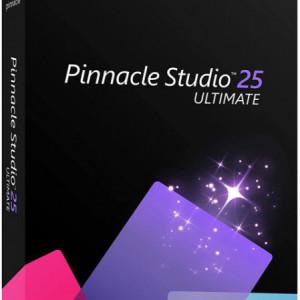 NEW Pinnacle Studio 25 Ultimate - DVD