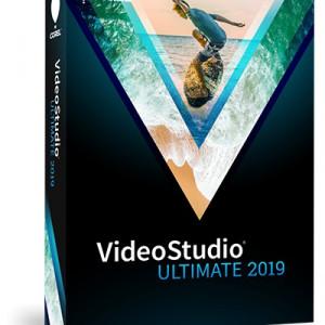 VideoStudio Ultimate 2019 - licenta electronica