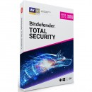 Bitdefender Total Security 2019, 1 an, 3 dispozitive, licenta electronica