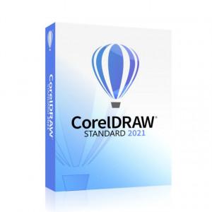 CorelDRAW STANDARD 2021 Windows - Permanenta