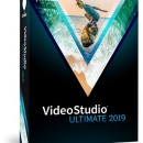 VideoStudio Ultimate 2019 - licenta electronica