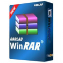 WinRAR 5.9. 2 Calculatoare, Licenta permanenta