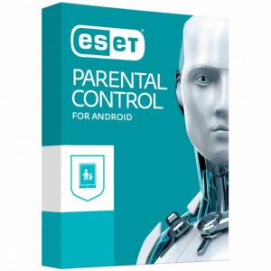 ESET Control Parental pentru Android 1 An, 1 dispozitiv, licenta electronica