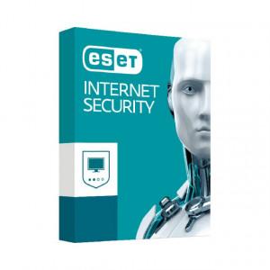 ESET Internet Security 1 An, 4 dispozitive, licenta electronica
