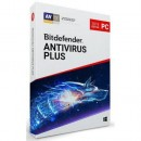 Bitdefender Antivirus Plus 2019, 1 an, 3 dispozitive, licenta electronica