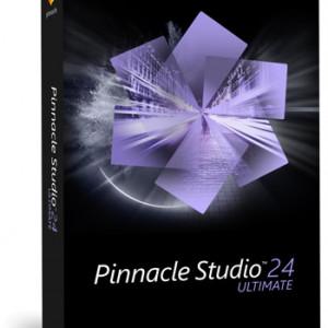 Pinnacle Studio 24 Ultimate - DVD