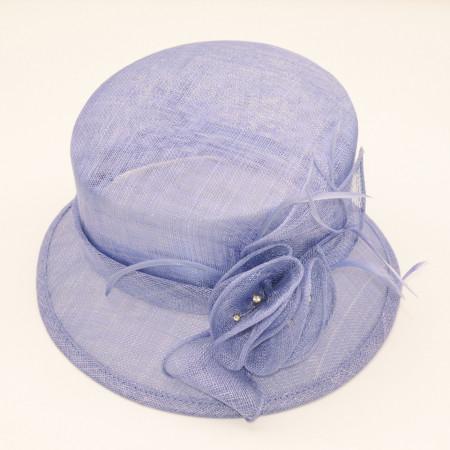 Poze Palarie eleganta lila