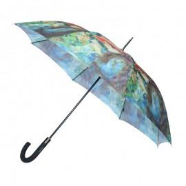 Poze Umbrela cu model portret