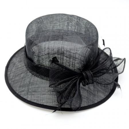 Poze Pălărie elegantă din fibră naturală